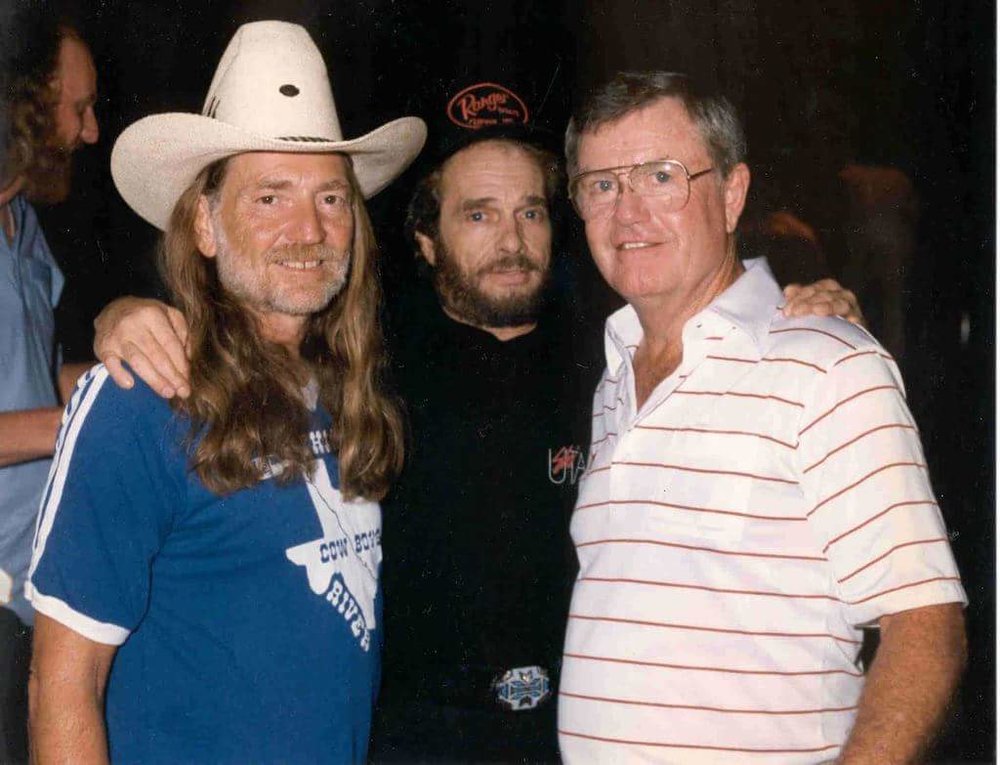 Willie, Waylon, and DKR