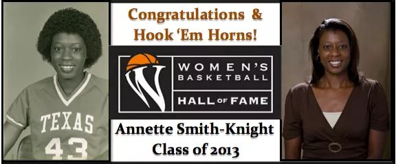 Annette Smith inducted 2013