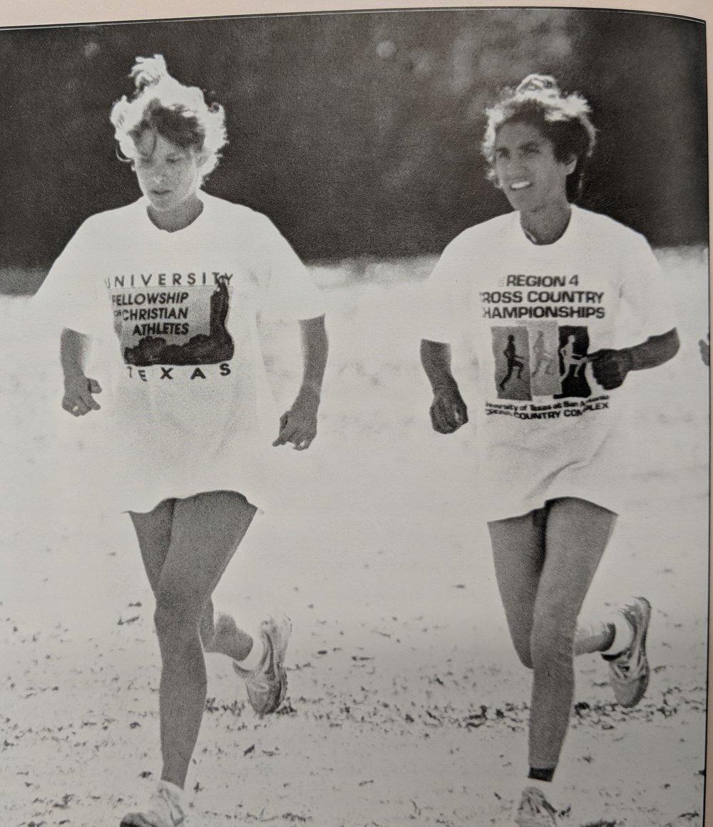 Gabrielle Pohlman and Tabatha Garcia