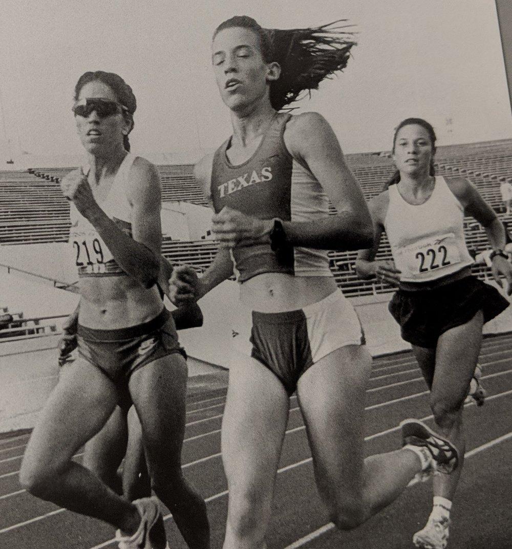 Mardrea Hyman - the spirit of a true champion.