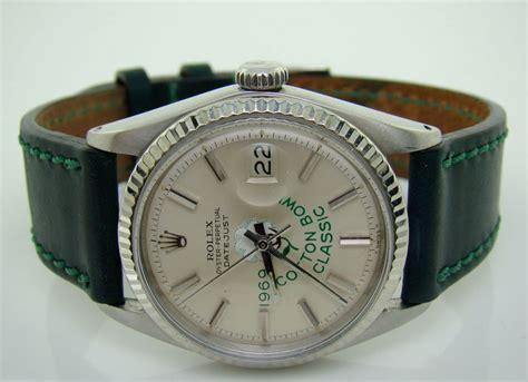 1969 Rolex Cotton Bowl watch