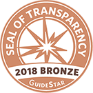 "Guide Star Bronze Level - Visit http://guidestar.org/ and type in the search engine ""TLSN"" to learn more the Texas Legacy Support Network mission"