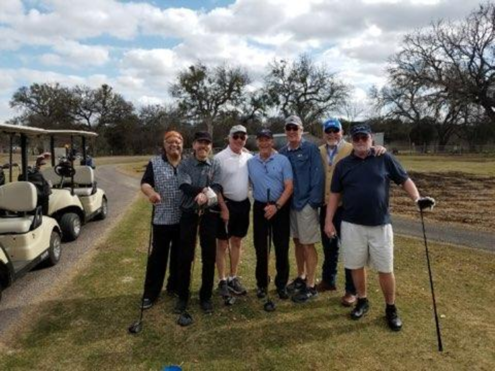 The safe haven golf tournament