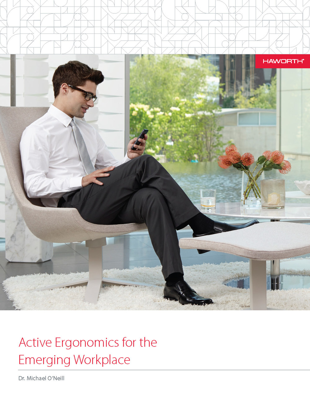 Active Ergonomics for the Emerging Workplace: courtesy of Haworth