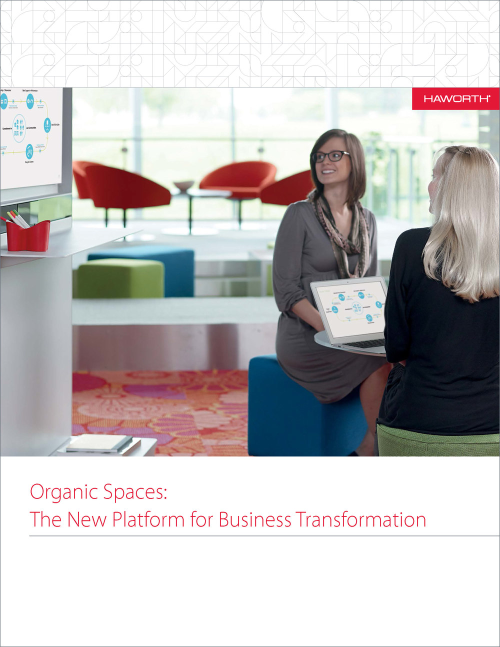 Organic Spaces: The New Platform for Business Transformation:  courtesy of Haworth