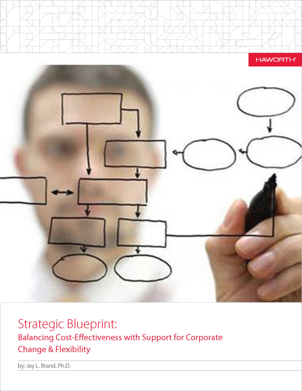 Strategic Blueprint: Balancing Cost-Effectiveness with Support for Corporate Change & Flexibility:  courtesy of Haworth