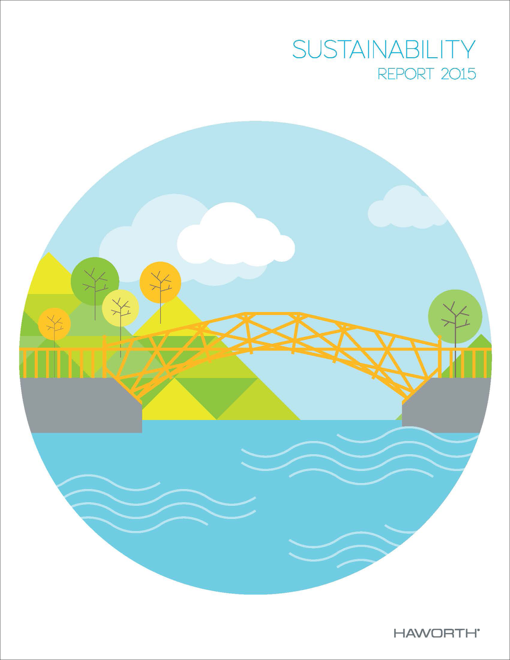 Haworth Sustainability Report 2015