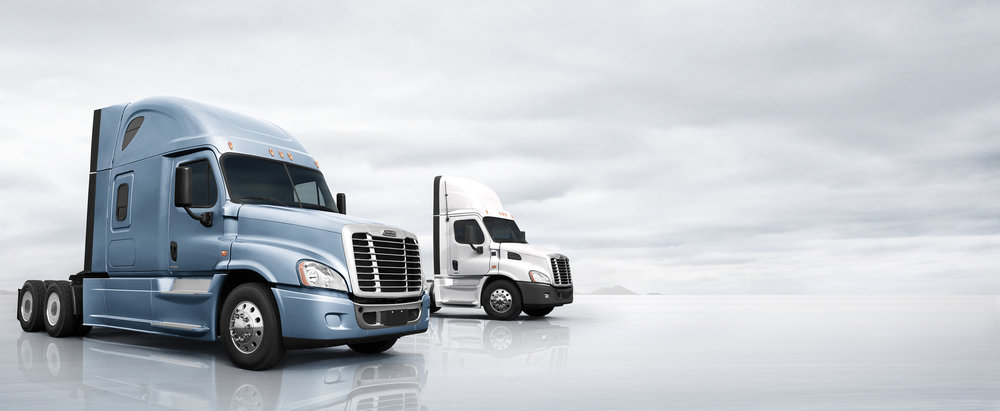 FREIGHTLINER - COMPOSITING • RETOUCHING • COLOR & FINISH