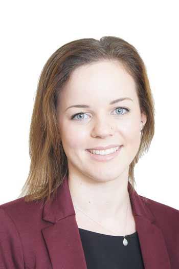 Jessica Etheridge   Trainee Solicitor, Property     JEtheridge@fionabruce.co.uk