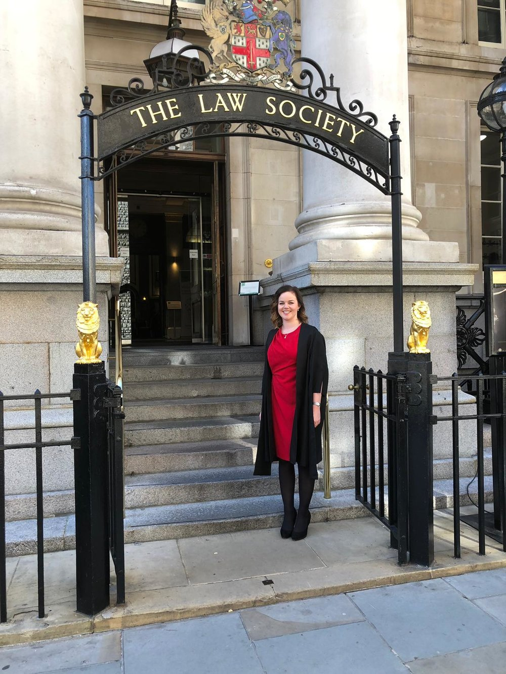 Jess Etheridge qualifies as a solicitor