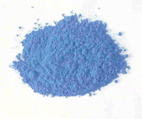 Egyptian Blue. Image:  FK1954
