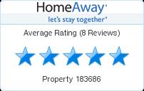 Reardon Properties is 5 Star Rated on HomeAway.com