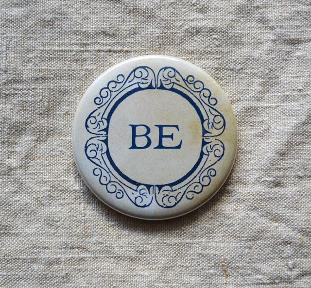 Untold Imprint 'Be' Mirror