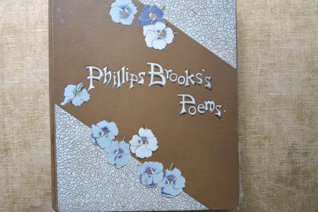 Phillps Brooks's Poems