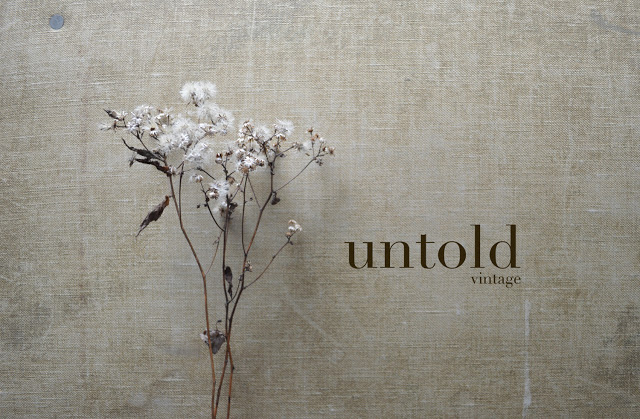 Untold Imprint vintage collection