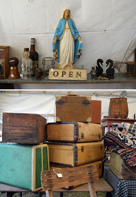 Brimfield Antique Market 2013
