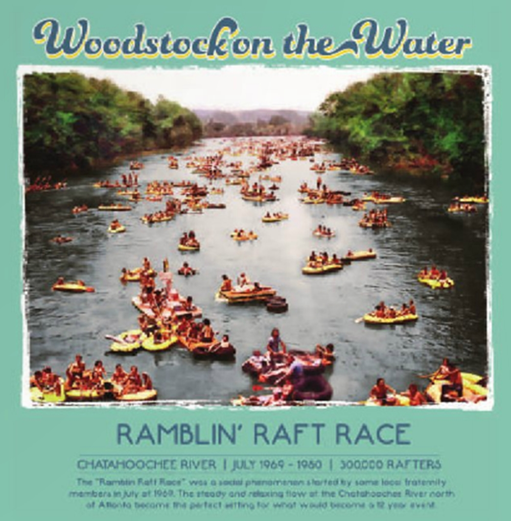 Woodstock On The Water T-Shirt