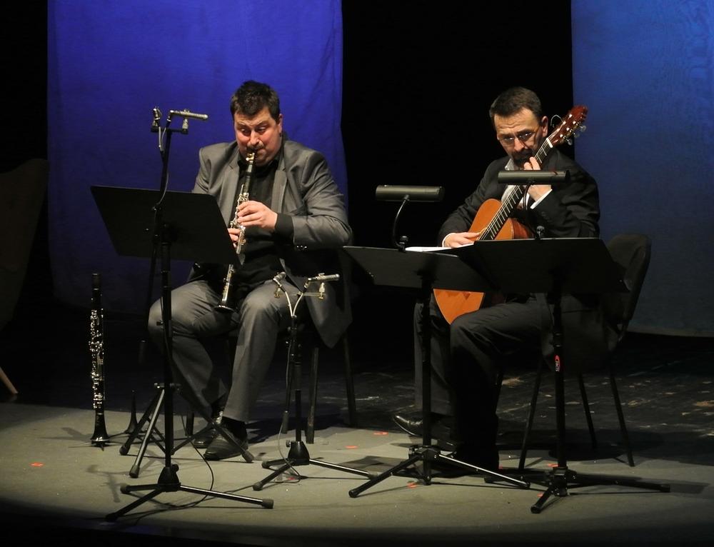 Aleksandar Tasic & Zoran Krajisnik