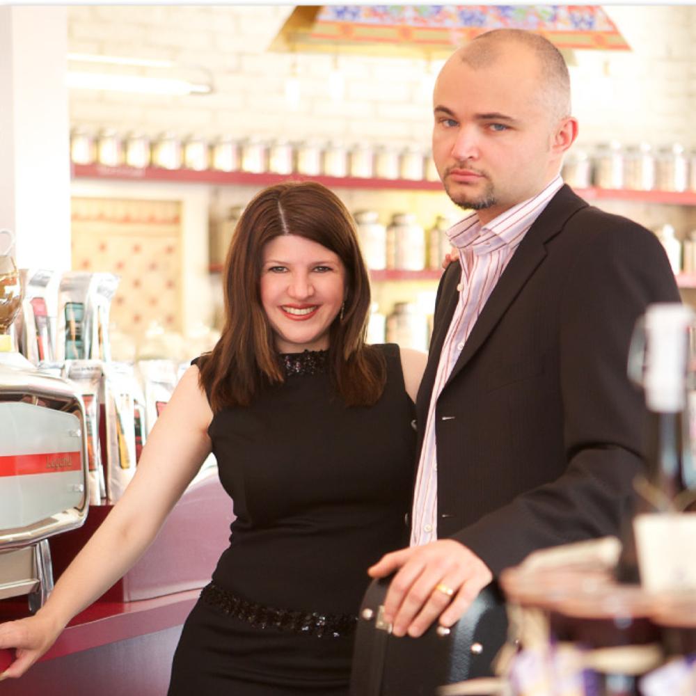 Debra Fernandes & Denis Omerovic
