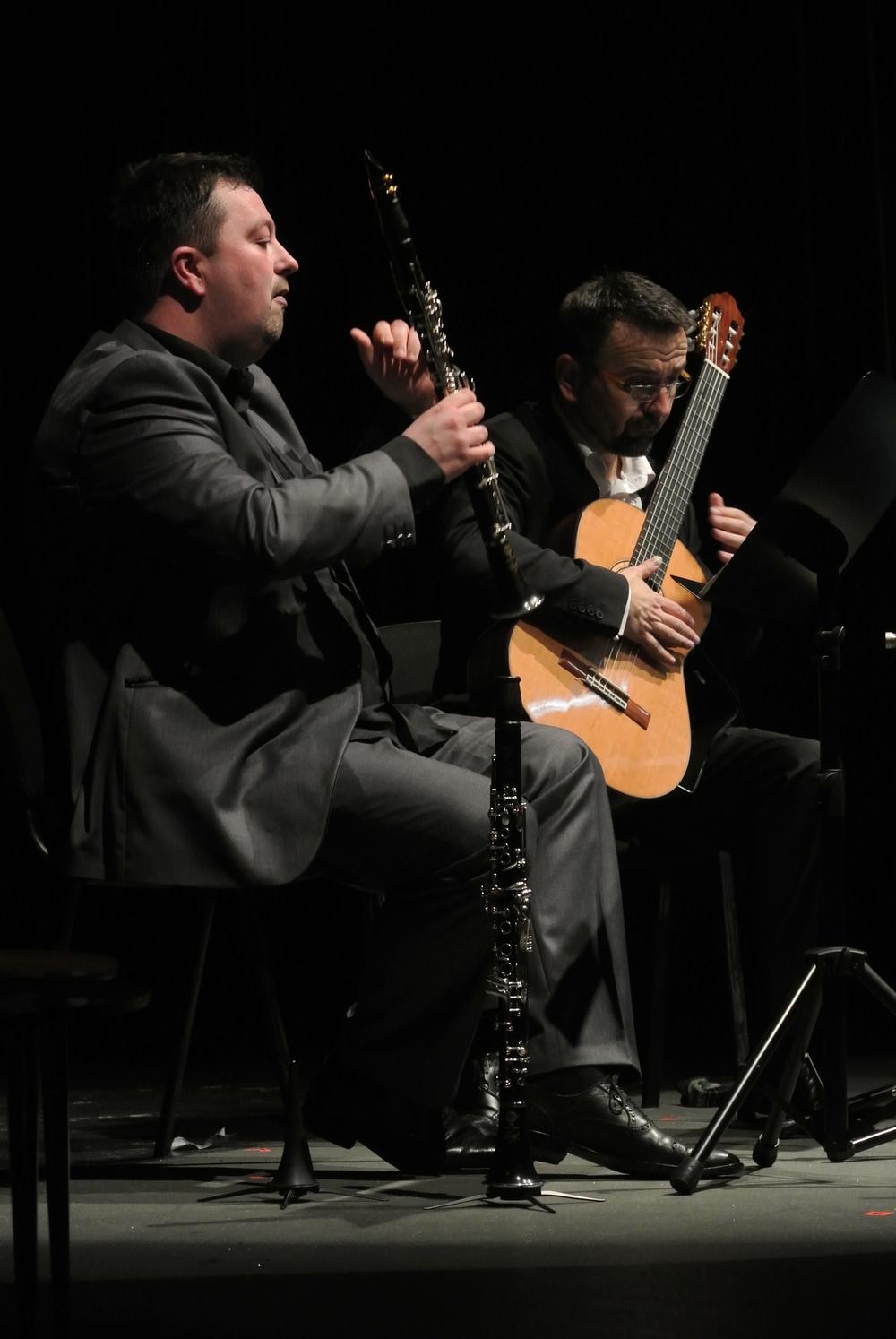 Aleksandar Tasic - Clarinet & Zoran Krajisnik - Guitar