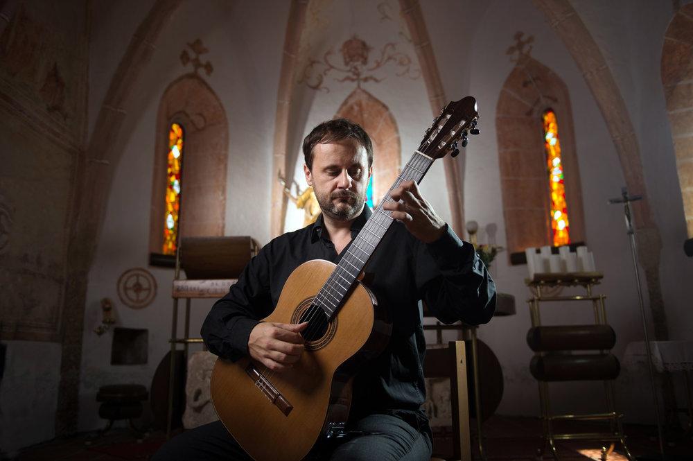 Alen Garagic - Guitarist