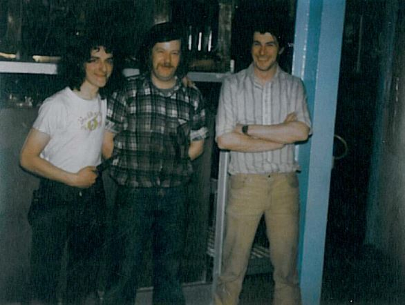IN THE STILL HOUSE IN THE 70s (Right)