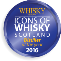 DISTILLER OF THE YEAR 2016