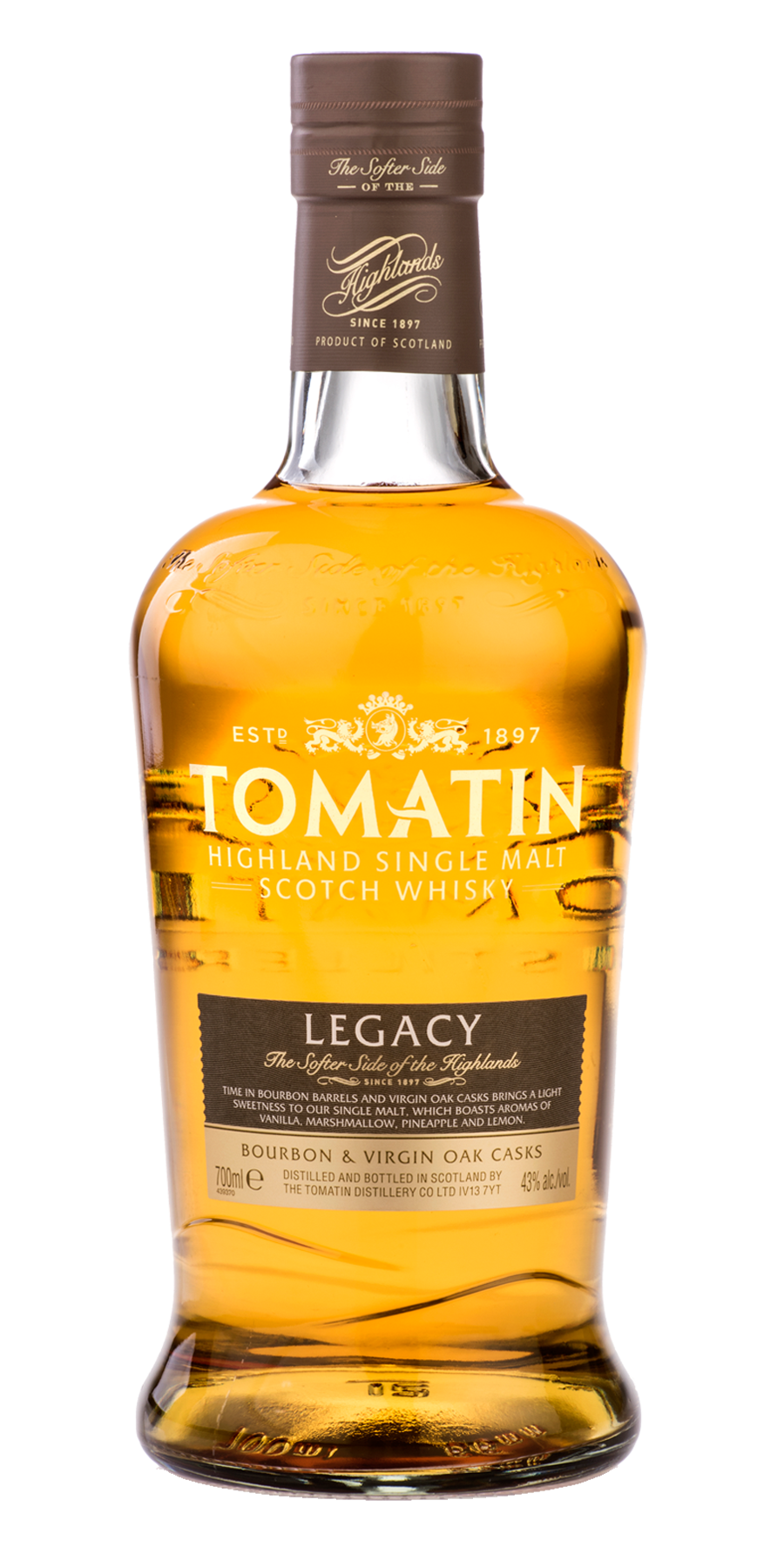 Tomatin Legacy