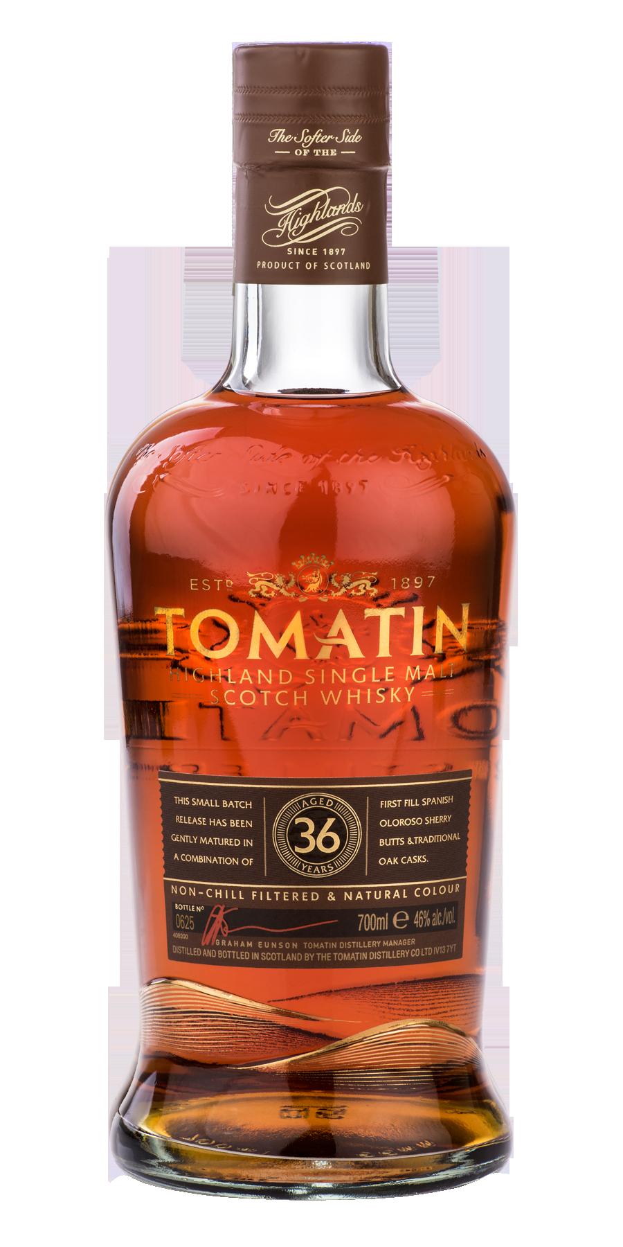 Tomatin 36