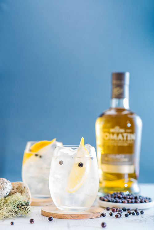 DID SOMEONE SAY G&T?!