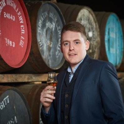 Scott Adamson, one of Team Tomatin who will be out and about promoting our whiskies in 2017