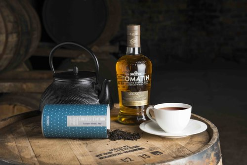 Tomatin Whisky Tea