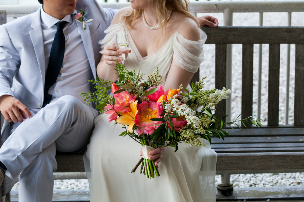 Heather Phelps-Lipton Photography / Prospect Park Boathouse / Audubon Center Wedding
