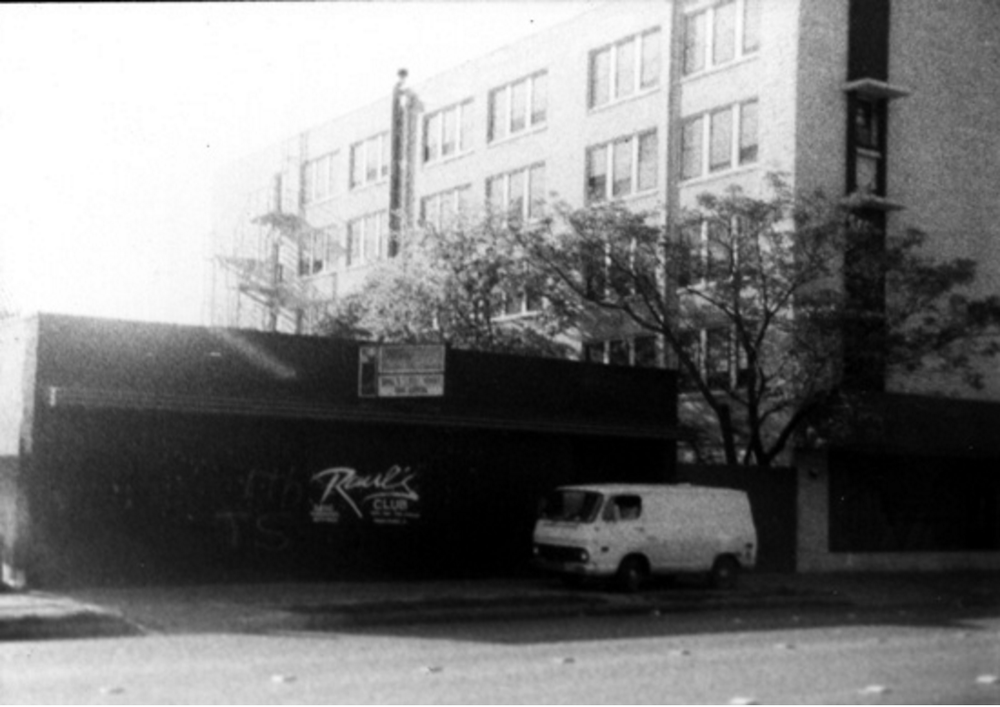 Raul's on Guadalupe St. 1979