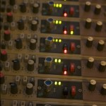 API 212 Pre Amps installed in Treelady's Sony MXP-3036 Console