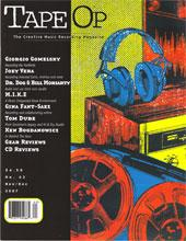 Tape Op Magazine No 62 Nov/Dec 2007