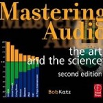 Mastering Audio Cover