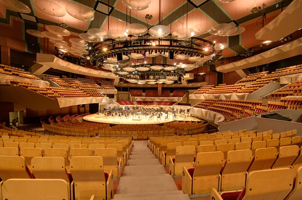 Boettcher Concert Hall