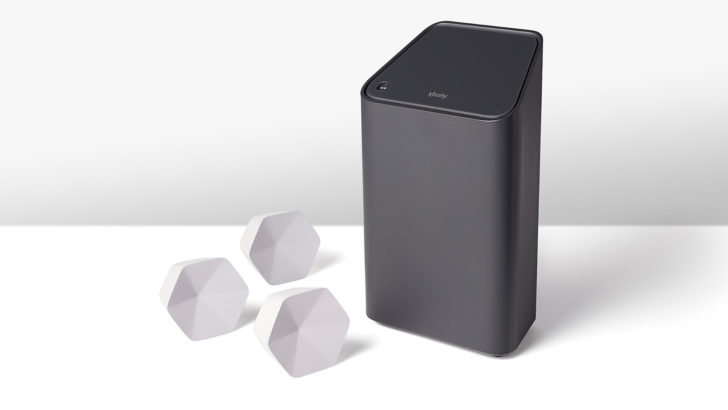 "Comcast launched  xFi pods , based on Plume technology, for purchase at a ""below-market"" rate (compared to other retail options) of $119 for a 3-pack of pods. In Canada,  Bell  leases a 4-pack of the same pods for $5/month."