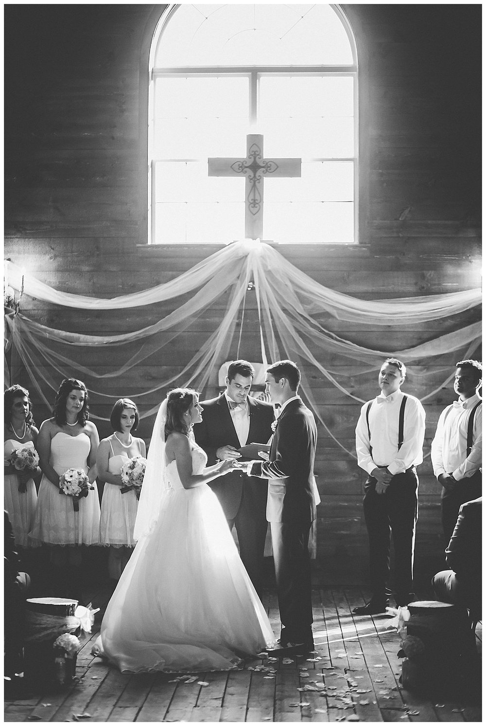 Knoxville / East Tennessee Wedding Photographer - Heather Faulkner Photography
