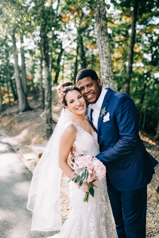 Smokey Mountain Wedding