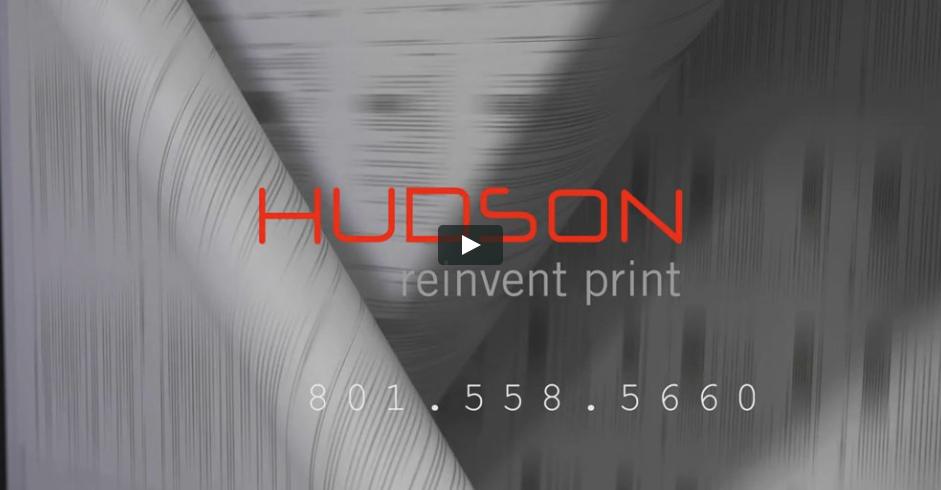 BILL SATREE VIDEO: TOUR OF HUDSON PRINTING