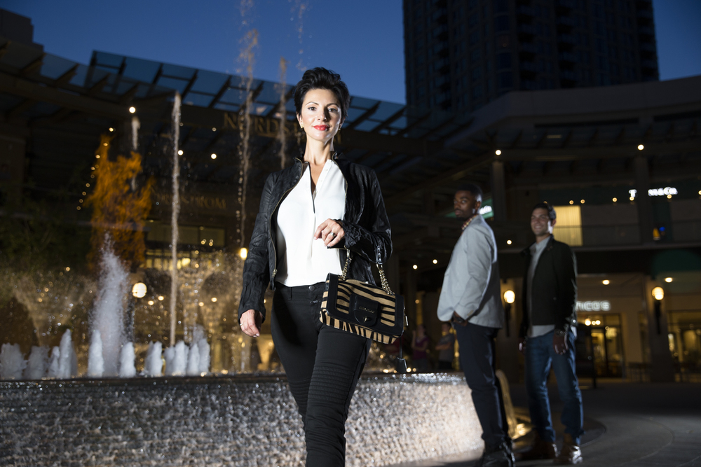FASHION FORWARD  PHOTO: FASHION EDITORIAL FOR SLC'S DOWNTOWN MAGAZINE