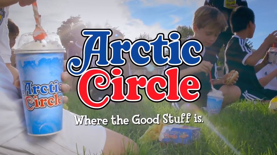 ARCTIC CIRCLE VIDEO: COMMERCIALS