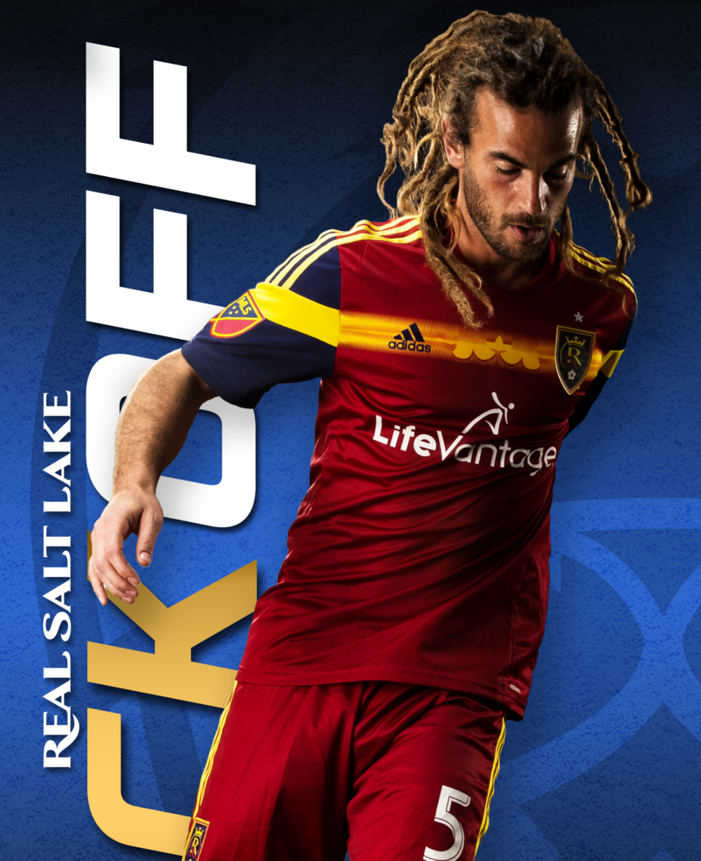 REAL SALT LAKE VIDEO: INTRODUCTION VIDEO FOR PLAYER INTRODUCTIONS PHOTO: PLAYER HEAD SHOTS FOR MARKETING AND PRINT ASSETS