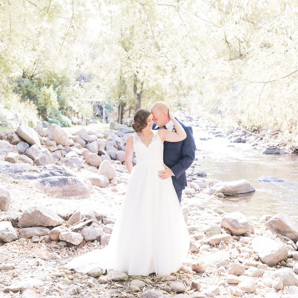 M + D | Wedgewood Boulder Creek | Boulder, Colorado