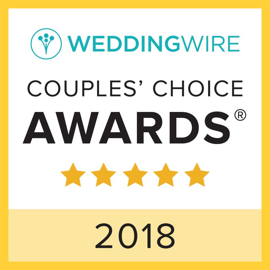 Couple's Choice Award Sara Brown Weddings