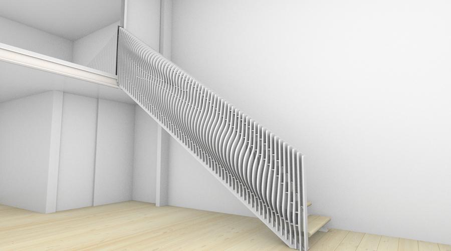 Interior Design / Handrails