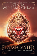 Flamecaster (Shattered Realms #1) HarperCollins, April 5, 2016