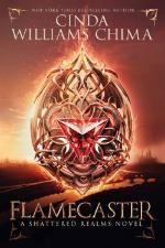 Flamecaster (Shattered Realms #1) HarperCollins, April 5, 2016